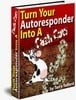 Thumbnail Turn Your Autoresponder Into A Cash Cow + Master Resell Rights!