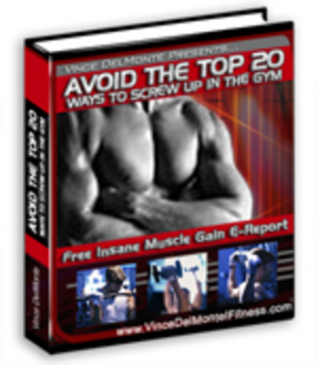 Product picture 20 Muscle Building Tips For Hardgainers