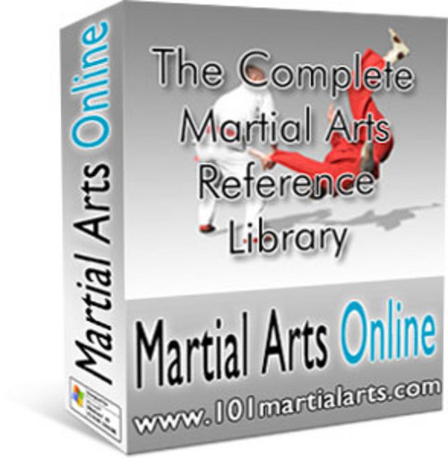 Product picture The Complete Martial Arts Reference Library Online